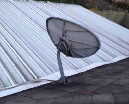 Roofing Leak Inspection