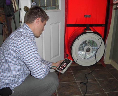 Home Energy Inspection